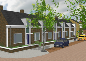 8 woningen Huybregts Relou Sint-Michielsgestel - Gebr. Van Kaathoven