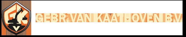 Gebr. Van Kaathoven – Grondwerk en Sloopwerk Regio Eindhoven en Den Bosch Logo