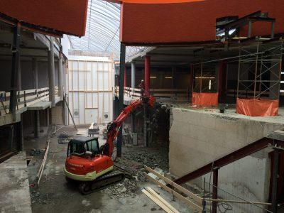 Sloopwerk renovatie Drievriendenhof 2 Dordrecht | Van Kaathoven Sint Oedenrode