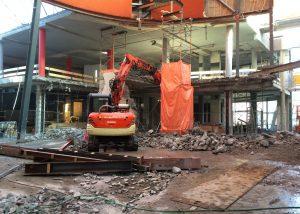 Sloop renovatie Drievriendenhof 3 Dordrecht | Sloopwerk Van Kaathoven Sint Oedenrode