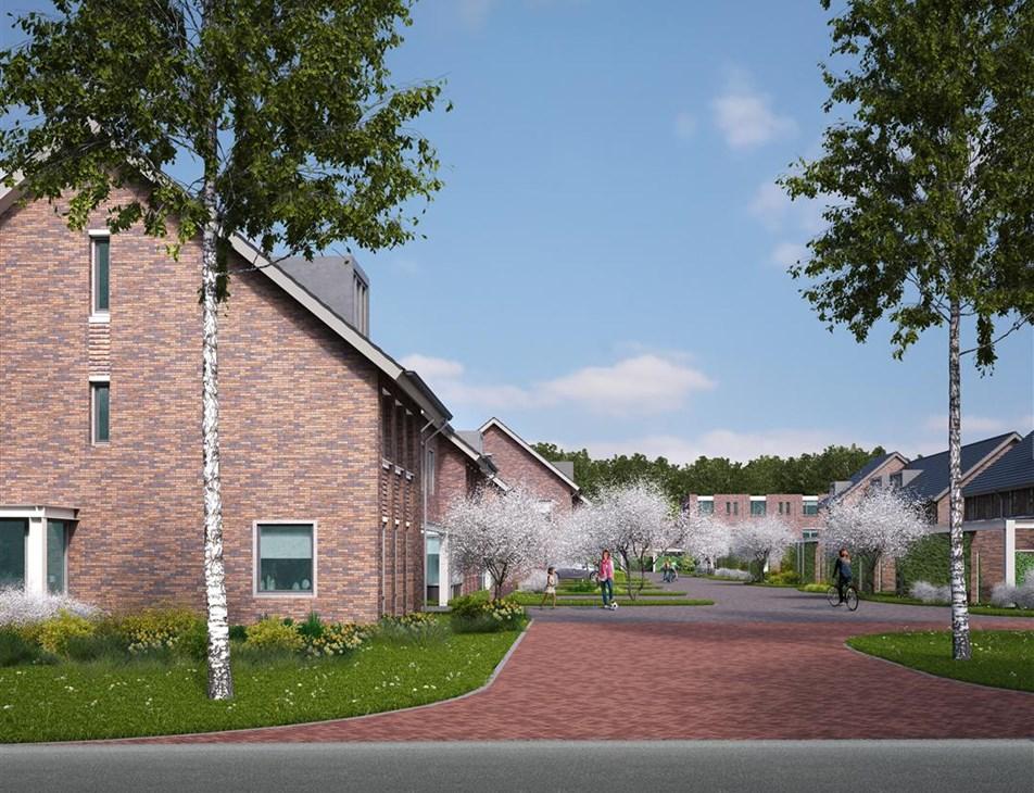 Grondverzet project De Hoef in Rosmalen | Gebr. Van Kaathoven