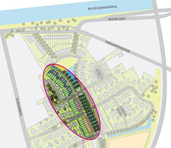 Nieuwbouw grondverzet project Eikenbussel Oirschot | Gebr. Van Kaathoven